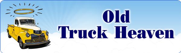 Old Truck Heaven