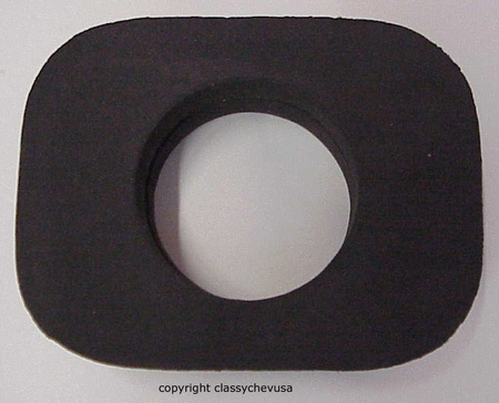 1937-1946 Chevrolet Truck 3 Speed Floor Shift Seal Sponge - #624-3