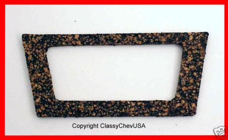1940-1953 Chevrolet Truck License Lens Gasket - #218