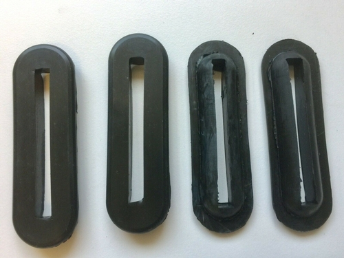 1936-59 Chevrolet Truck Panel Rear Door Hinge Grommet Set - #414PHG