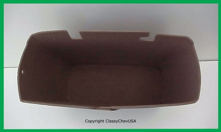 1937 Chevrolet Car Glove Box Liner