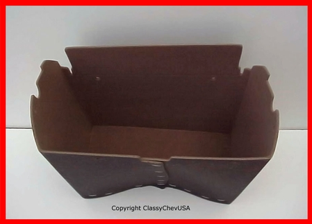 1939 Chevrolet Car Glove Box Liner