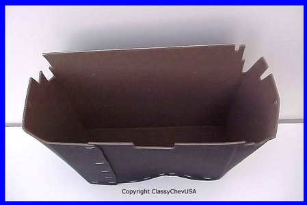 1940 Chevrolet Car Glove Box Liner