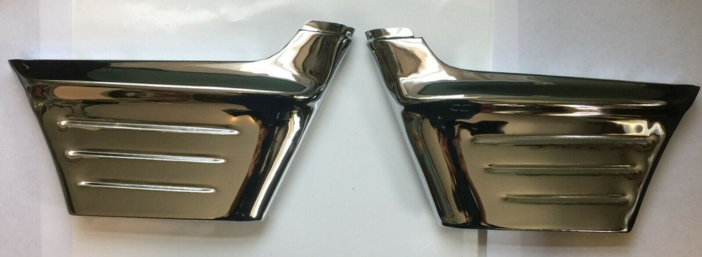 1956 Chevrolet Fender Extensions -  2 Piece Kit