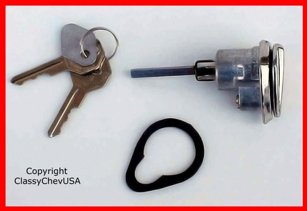 1946 Chevrolet Chevy Truck Door Lock Mechanism Set With 2