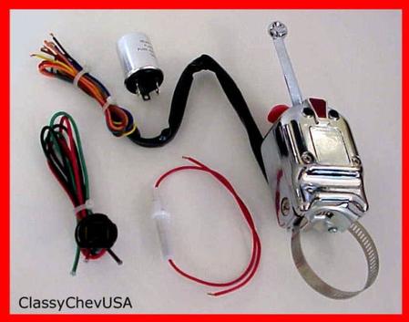 turn signal kit wiring diagram wiring diagram 2019chevrolet, chevy, chrysler, ford heavy duty universal turn signal turn signal kit wiring diagram