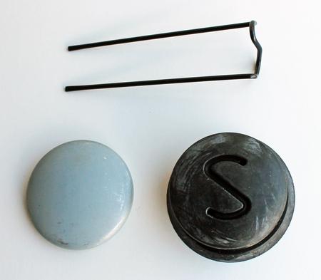 1929 30 31 32 33 34 35 36 37 38 39 40 Chevrolet Truck Horn Button Assembly