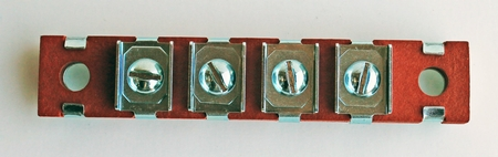 FOUR Terminal Wire Junction Block  Chevrolet 1947-1955 1st series TRUCK & Chevy Car 1937-1954