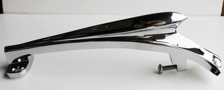 1937 Chevrolet Truck Chrome Hood Ornament - Reproduction - 1PC