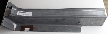 1940-1953 Chevrolet Pickup Truck REAR RIGHT Bed Stake Pocket Repro