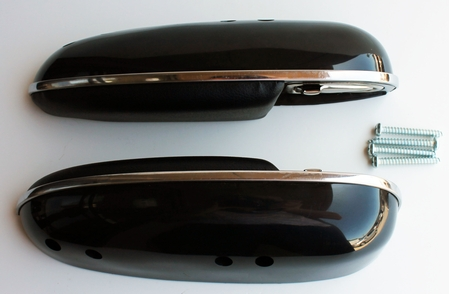 1951-1956 Chevrolet Car Rear Arm Rest with Ashtray - 2 PC