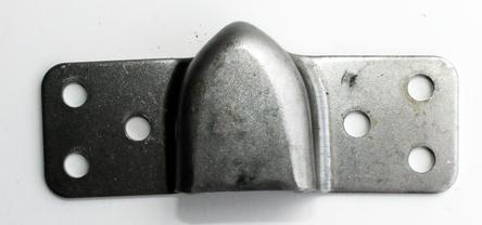 1934 - 1946 Door Dovetail Wedge Plate 1PC weld on