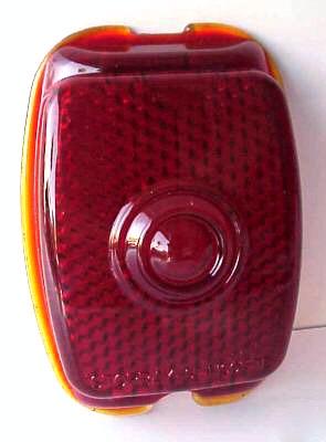 1940-1953 Chevrolet Truck RED Lens