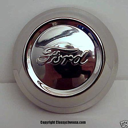 1928-29 Model A Ford Hubcap - SINGLE CAP