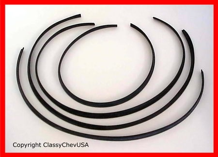 1936-46 Chevrolet Truck Outer Window Seal Kit - #316-36