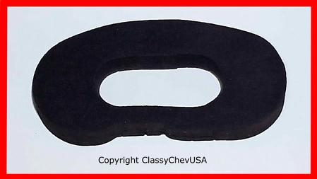 1937-59 Chevy Truck Hand Brake Floor Seal Sponge - #ST229