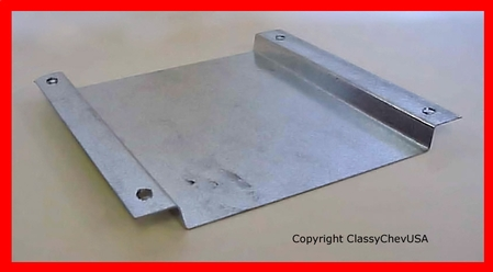 1934-1972 Chevrolet Truck Tail Pipe Shield - #706