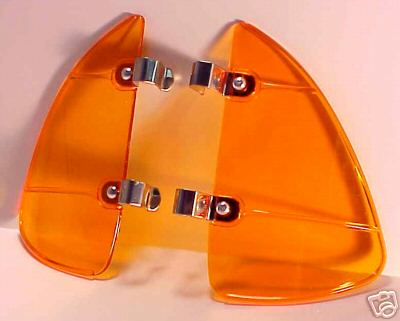 1938-1948 AMBER Breezies for Chevy, Ford, and Chrysler