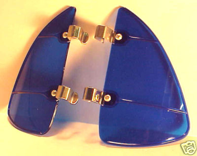 1938-1948 BLUE Breezies for Chevy, Ford, and Chrysler