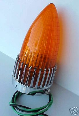 1959 Cadillac Amber Tail Light Assembly