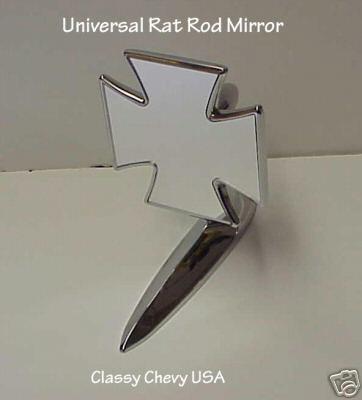 Universal Maltese mirror - SINGLE MIRROR