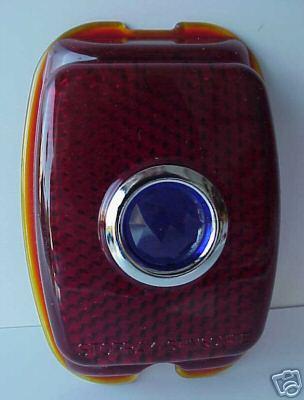 1940-1953 Blue Dot Chevrolet Truck Lens - Single Lens