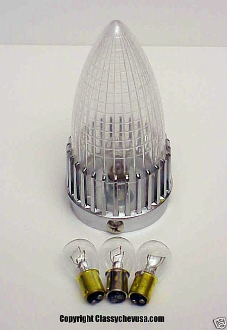 1959 Cadillac Clear Tail Light Assembly