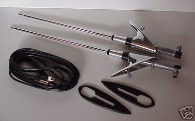 1959-1960 Chevy CAR Rear Antennas - 2 Pieces