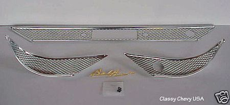 1955 Chevrolet Chevy Bel Air Dash Trim Set