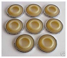 1941 Chevrolet Escutcheon Set of 8 Pieces