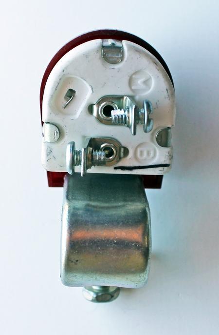 1939 1940 1941 1942 1946 Chevy Truck Under Dash Mount Heater Switch
