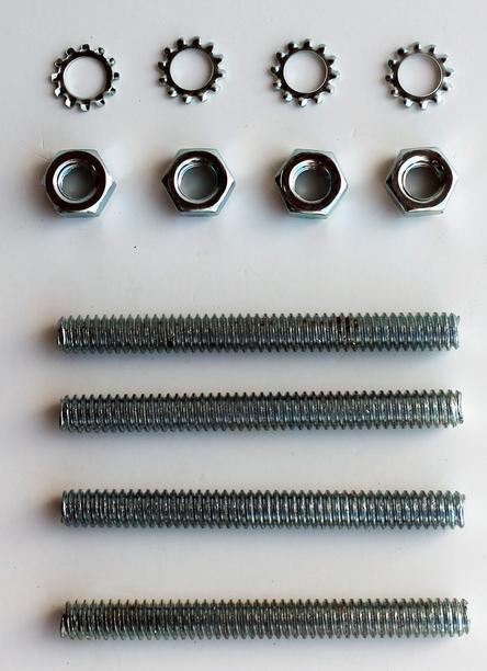 8051 Bullet Nose Hub Caps