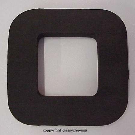 1937-1959 Chevrolet Truck 4 Speed Floor Shift Seal Sponge - #624-4