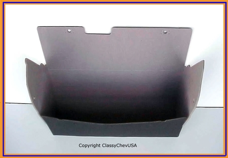 1955-1956 Chevrolet Car Glove Box Liner