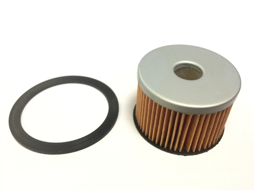 1941-62 All GM CHEVROLET GMC CAR TRUCK Fuel Filter Gasket & Element for Glass Bowl 6 cyl