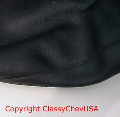 1940-1946 Chevrolet GMC Truck Upholstery - BLACK