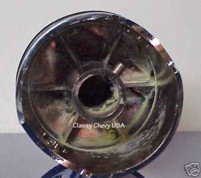 PISTON gear shift knob Chrome
