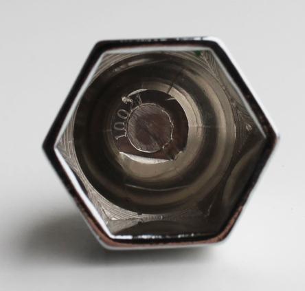 50 Flathead V8 Headbolt NUT Chrome Covers for FORD Model A
