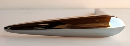 1934 35 36 37 38 Chevy PANEL TRUCK Exterior Chrome Door HANDLES 2 PC
